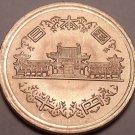 Gem Unc Japan Year 1974~Year 49~10 Yen~Hirohito Showa Ruler~See R Coins~Free Shi