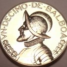 Rare Proof Panama 1969 1/10th Balboa~Only 14,000 Minted~Excellent~Free Shipping