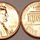 1974-D BRILLIANT UNCIRCULATED LINCOLN CENT VERY NICE