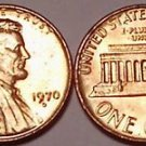 1970-D BRILLIANT UNCIRCULATED LINCOLN CENT VERY NICE
