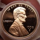 Proof Roll (50 Coins) 1992-S Lincoln Cents~Gem Cameo Red Coins~Free Shipping