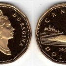 PROOF CANADA 1993 LOON DOLLAR~START A PROOF COLLECTION~