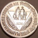 Massive Rare Proof India 1974 FAO 10 Rupees~Family Planning~Excellent~Free Ship~