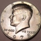 UNCIRCULATED 1978-P KENNEDY HALF DOLLAR~FREE SHIPPING~