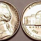 UNCIRCULATED 1978-D JEFFERSON NICKEL~FREE SHIPPING~GEM~