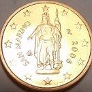 Gem Unc San Marino 2006 Two Euro Cents~Minted In Rome~Stefano Gallietti~Free Shi