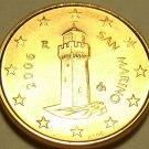 Gem Unc San Marino 2006 One Euro Cent~Minted In Rome~Awesome Tower~Free Ship~