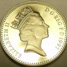 Gem Cameo Proof Gret Britain 1997 10 Pence~Crowned Lion~Collect The Best~Free Sh