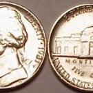 UNCIRCULATED 1981-P JEFFERSON NICKEL~FREE SHIPPING~WOW~
