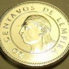 Gem Uncirculated Honduras 2010 20 Centavos~Excellent~Free Shipping