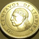 Gem Unc Honduras 2007 50 Centavos~We have Unc North American Coins~Free Shipping