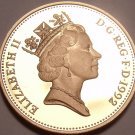 Cameo Proof Great Britain 1992 Penny~See Our E-Bay Store~Excellent~Free Shipping