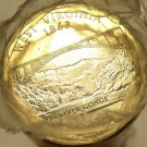GEM UNCIRCULATED SEALED ROLL WEST VIRGINIA 2005-P STATE QUARTERS~FREE SHIPPING~