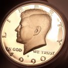 Gem Proof Roll (20) United States 1990-S John F. Kennedy Half Dollars~Free Ship