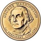 UNC 2007P GEORGE WASHINGTON PRESIDENTIAL DOLL~FREE SHIP