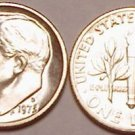 1973-D UNC ROOSEVELT DIME~WE HAVE DIMES IN R STORE~FR/S
