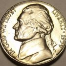 United States Gem Unc 1959-D Jefferson Nickel~Excellent~Free Shipping