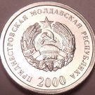 Gem Unc Transdnestria 2000 1 Kopeek~Great Price~1st Year For Coinage~Free Ship