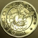 2011 UNC SPACE SHUTTLE DISCOVERY MISSION MEDALLION~F/S~