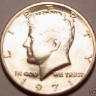 GEM UNCIRCULATED 1971-P KENNEDY HALF DOLLAR~FREE SHIP~