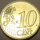 Cameo Proof Germany 2003-A 10 Euro Cents~Berlin Minted~Free Shipping~