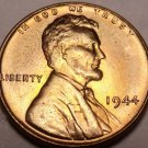 United States 1944-P Unc Lincoln Wheat Cent~Free Shipping