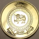 Rare Gem Cameo Proof Ceylon 1971 Cent~Only 20,000 Ever Produced~Free Shipping