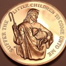 THE GOOD SHEPHERD LUTHERAN HOME BRONZE PROOF~FREE SHIP~