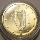 RARE IRELAND 2007 ENCAPSULATED CAMEO PROOF 20 EURO CENTS~5K MINTED~FREE SHIPPING