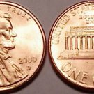 2000-D BRILLIANT UNCIRCULATED LINCOLN CENT~~FREE SHIP~~