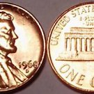 1968-D GEM BRILLIANT UNCIRCULATED LINCOLN CENT~FR/SHIP~