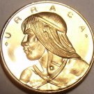 Rare Proof Panama 1968 Centesimo~Only 23,210 Minted~See R Panama Coins~Free Ship