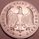 Rare Gem Unc Germany 1923-A 500 Mark~Weimar Republic~Over 90 Years Old~Free Ship