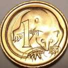 Australia Gem Unc 1981 Cent~Ring-Tailed Opossum~We Have Australian Coins~Free Sh