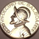 Rare Proof Panama 1972 1/10th Balboa~Only 13,332 Ever Made~Awesome~Free Shipping