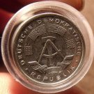 Roll (40 Coins) Germany 1 Pfennig Coins~All 1970's~Hammer And Protractor~Fr/Ship