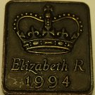 Great Britain 1994 Proof Set Medallion~Free Shipping