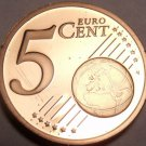 Cameo Proof Germany 2002-A 5 Euro Cents~Minted In Berlin~Cameo~Free Ship~