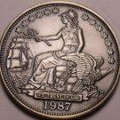 Huge Gem Unc United States Solid Pewter Medallion~We Trust In God~Free Shipping