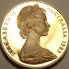 Cameo Proof Australia 1983 Cent~We Have Australia Proof Coins~80k Minted~Fr/Ship