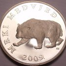 Proof Croatia 2009 5 Kuna~Proofs Are The Mints Best Work~Brown Bear~Free Ship