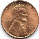 United States 1950-D Unc Lincoln Wheat Cent~Free Shipping