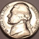 United States Unc 1956-P Jefferson Nickel~Excellent~Free Shipping