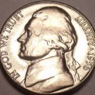 United States Unc 1956-D Jefferson Nickel~Excellent~Free Shipping