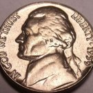 United States Unc 1959-P Jefferson Nickel~Excellent~Free Shipping