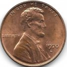 United States Unc 1970-S Lincoln Memorial Cent~Free Shipping