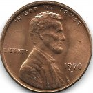 United States Unc 1970-D Lincoln Memorial Cent~Free Shipping