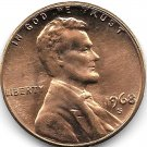 United States Unc 1968-S Lincoln Memorial Cent~Free Shipping
