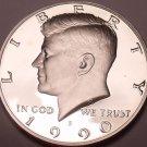 United States 1990-S Proof John F. Kennedy Half Dollar~