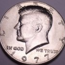 United States Unc 1977-P Kennedy Half Dollar~Free Shipping